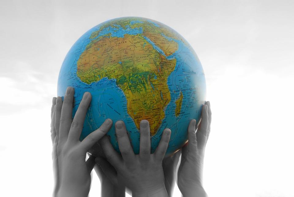 World, Hands, Finger, Detention, Hand, Human
