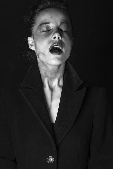 Portrait, Woman, Model, Pose, Human, Artistic