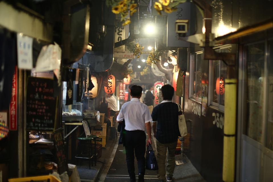 City, Tokyo, Street View, Shinjuku, Road, Humanities