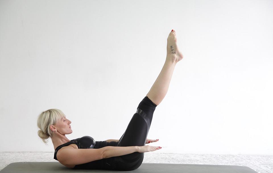 Pilates, Hundred, Training, Fit, Sport, Fitness