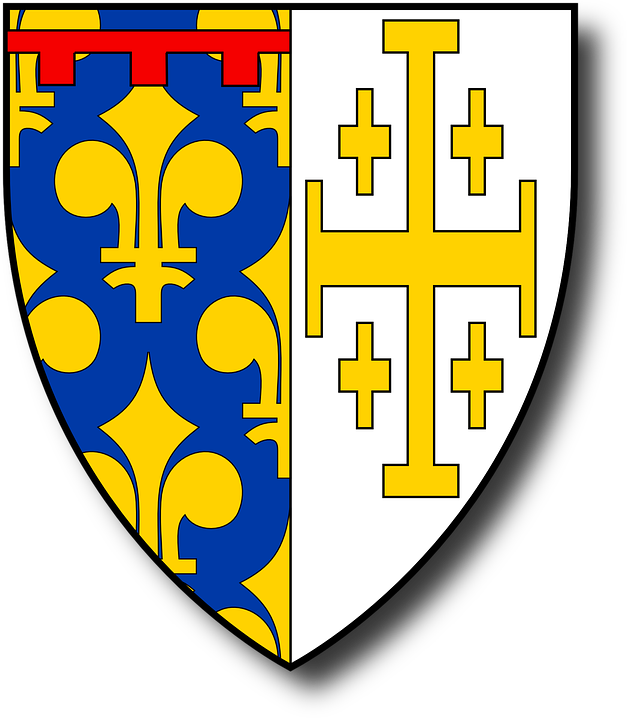 Coat Arms, Hungary, Hun, Angevin