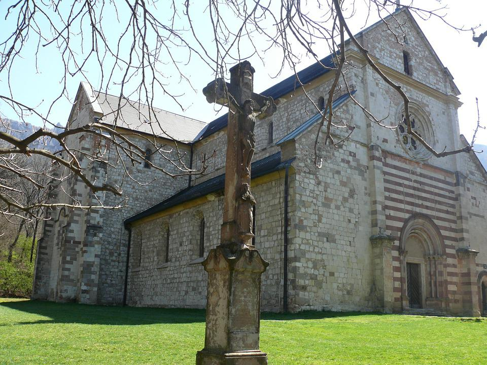 Cross, Church, Chapel, Hungary