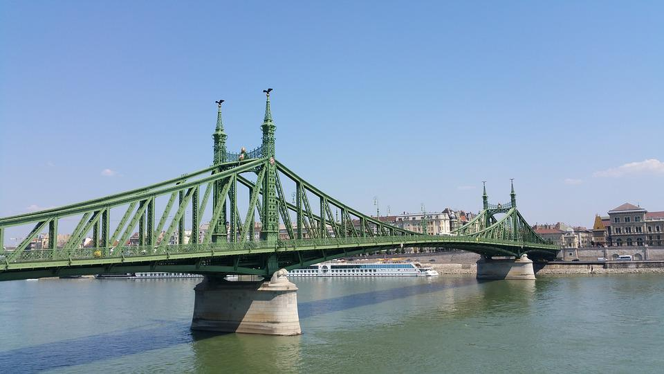 Budapest, Bridge, Hungary, Danube, Monument