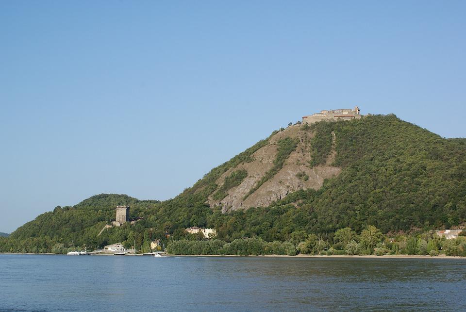 Visegrád, Hungary, Danube