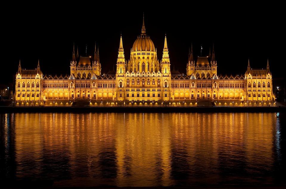 Hungarian Parliament, Budapest, Hungary, Parliament