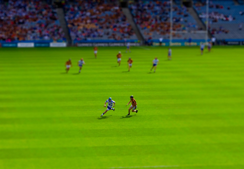 Sport, Tilt Shift, Tilt-shift, Ireland, Hurling
