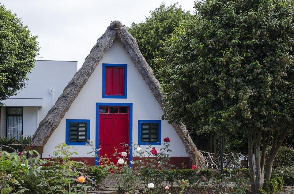 Santana, Madera, Cottage, Mountain Hiking, Hut