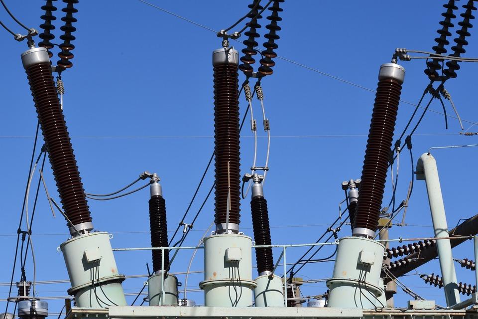 Transformer, Insulators, Electrical Energy, Hv