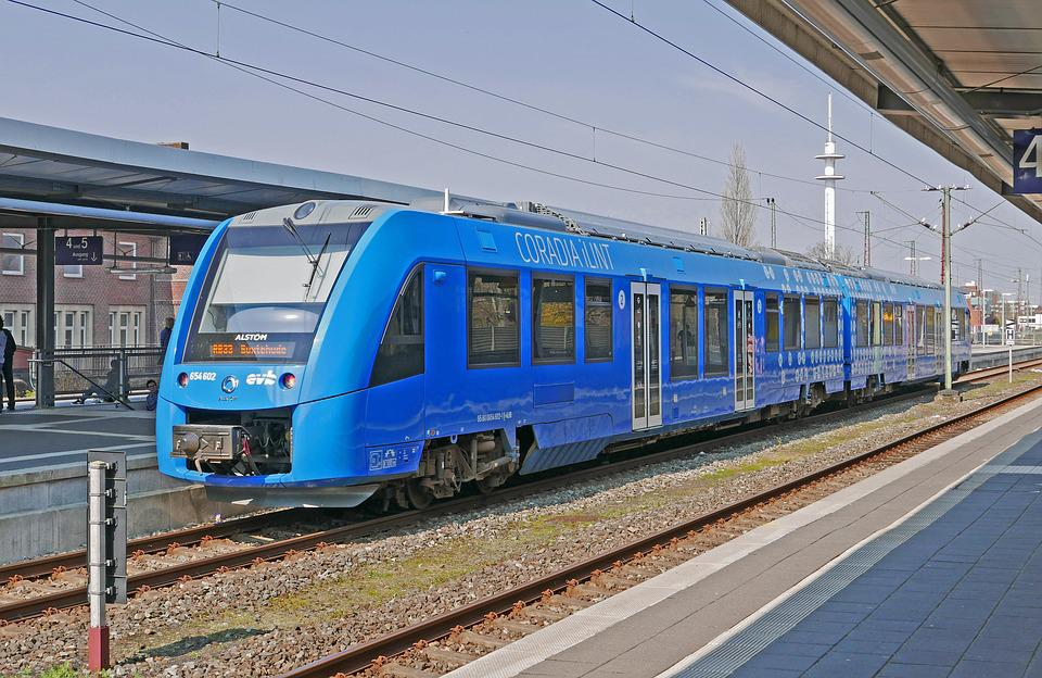 Hydrogen, Drive, Alternative, Rail- Cars, Railway