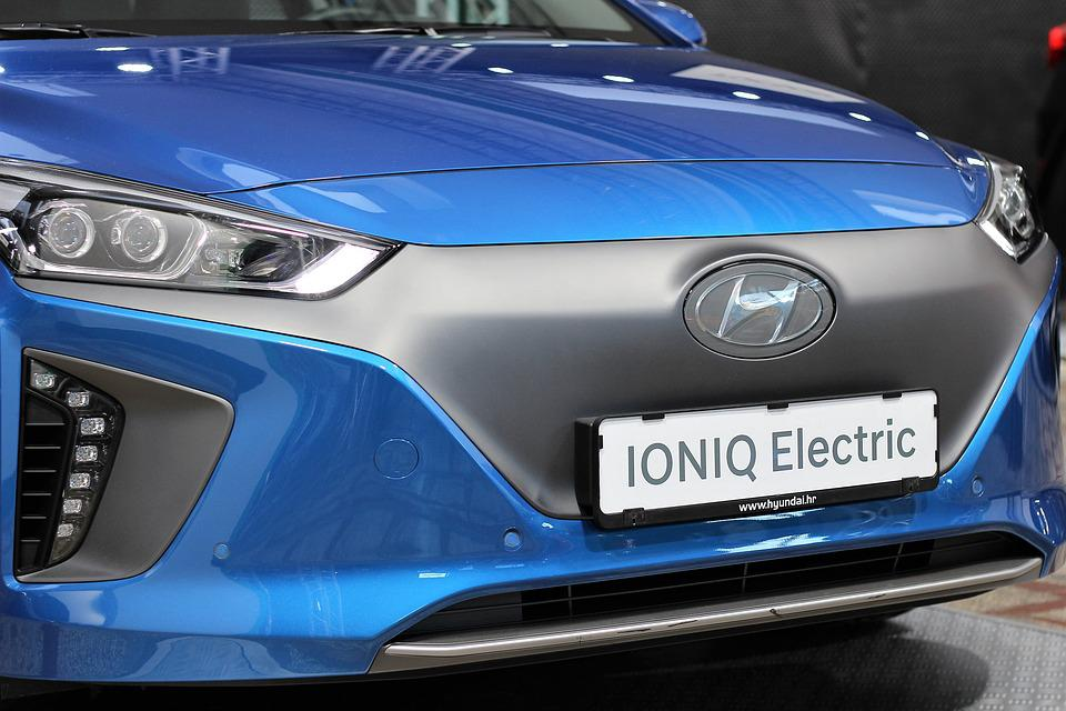 Car, Hyundai Ioniq Electric, Auto Show Zagreb 2018