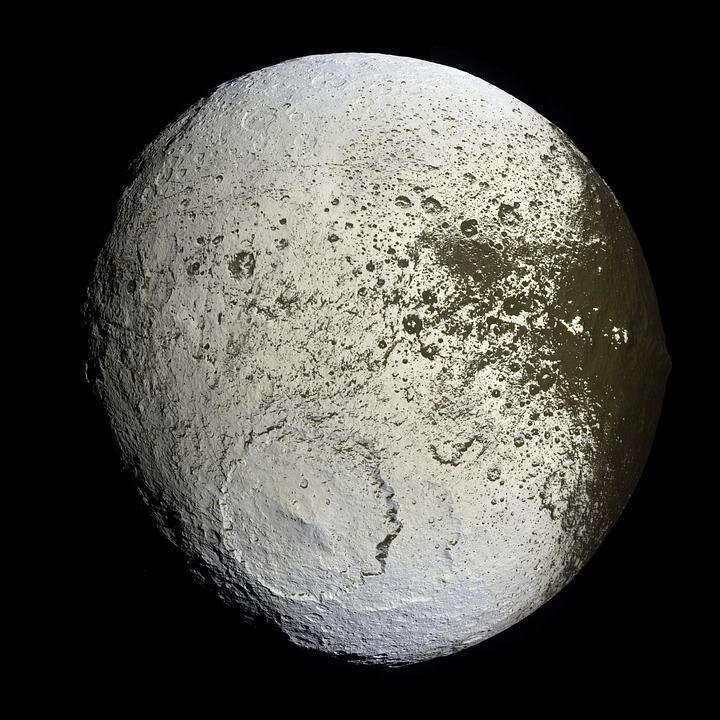 Moon, Saturn, Iapetus, Japetus, Viii Saturn, Asteroid