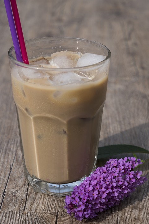 Coffee, Iced Coffee, Drink, Benefit From, Cold, Ice