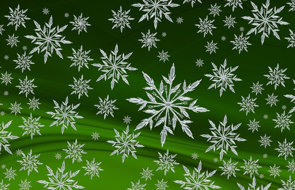 Christmas, Star, Ice Crystal, Snowflake, Advent