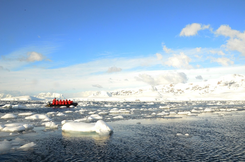 Antarctica, Expedition, Ice Flows