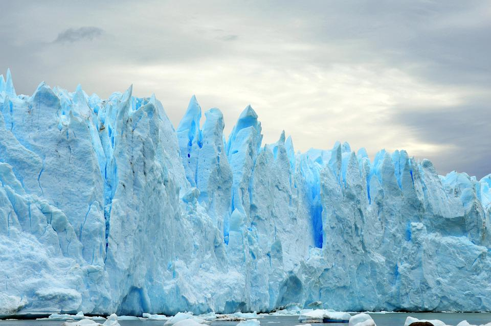 Patagonia, Glaciers, Blue, Ice, Beauty, Nature