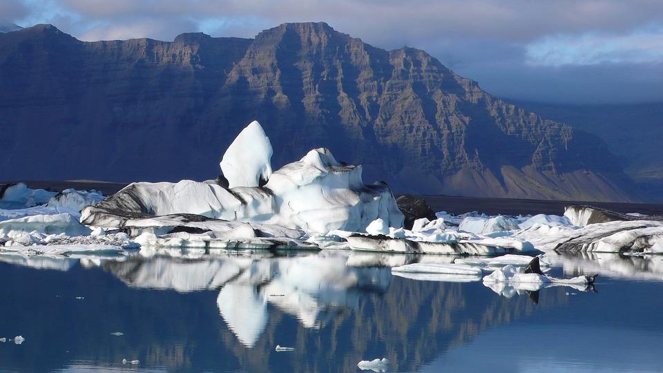 Iceland, Ice