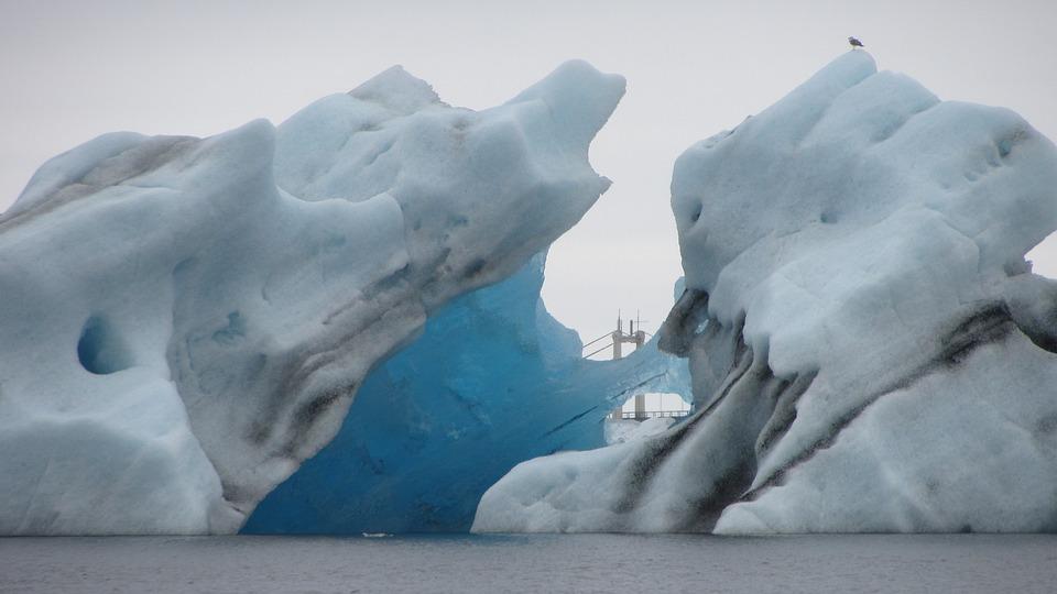 Ice, Iceland, Iceberg