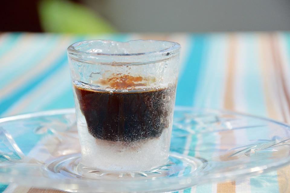 Jégpohár, Ice, Creative, Cold, Kitchen, Drink