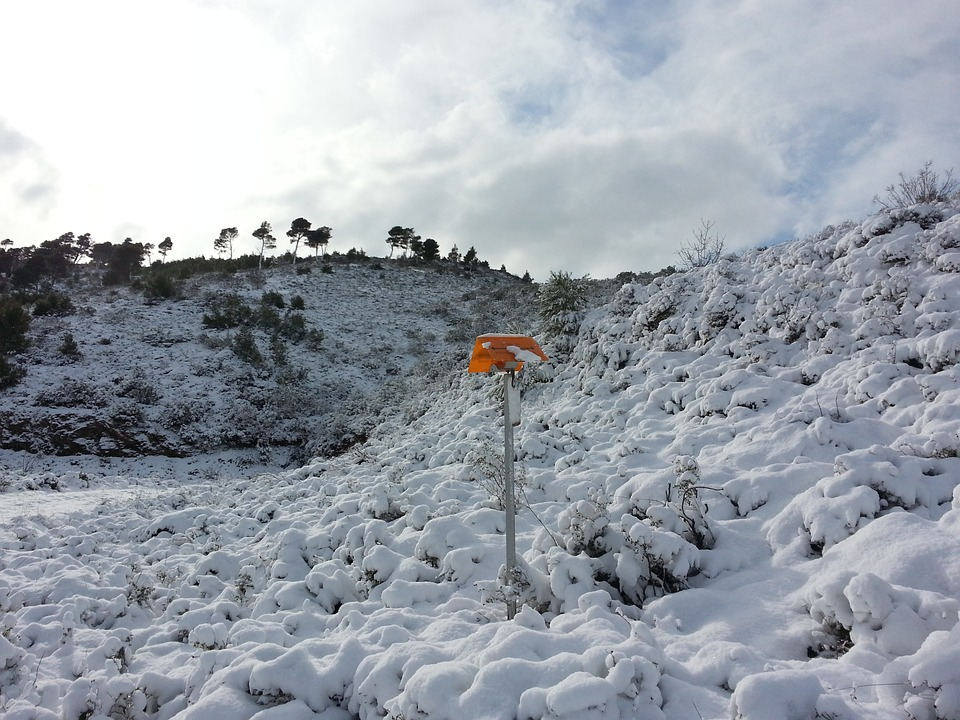 Snow, Mountain, Winter, Nature, Landscape, White, Ice