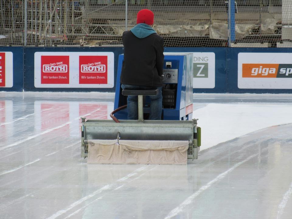 Skating Space, Ice Skating, Ice Care
