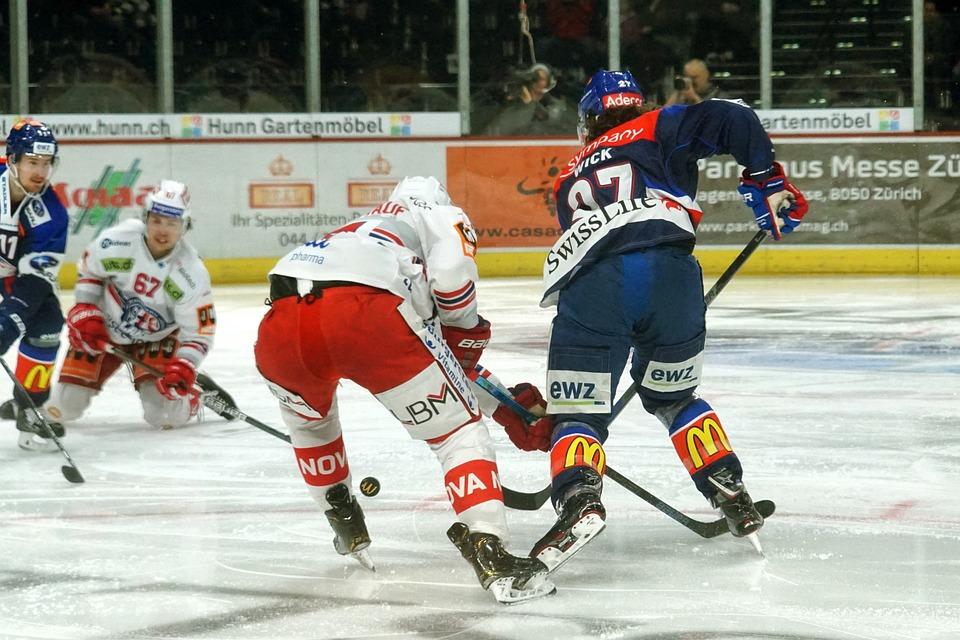 Ice Hockey, Sports, Match, Hockey, Ice Sports