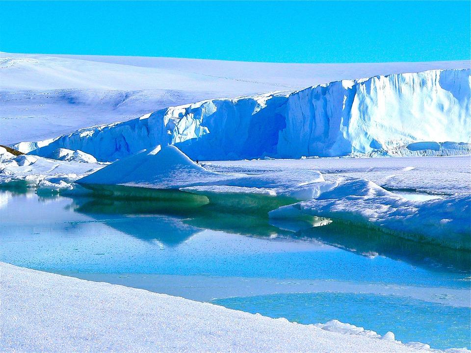 Icebergs, Ice, Antarctica, Iceberg, Antarctic, Majestic