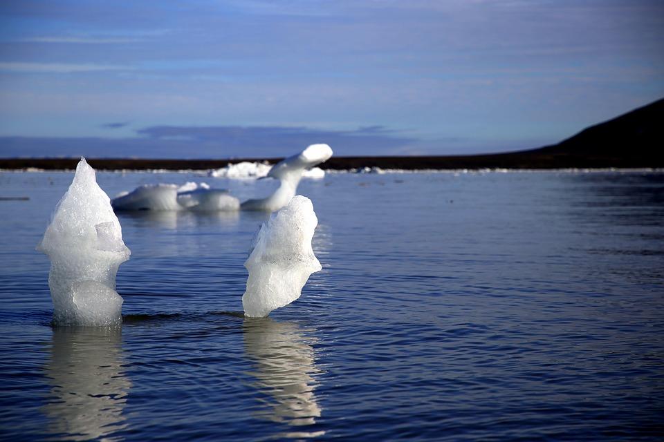 Polar, Arctic, Cold, Ice, Iceberg, Nature, Landscape