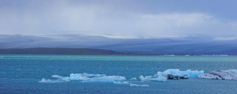 Iceland, Fjallsarlon, The Glacial Lagoon