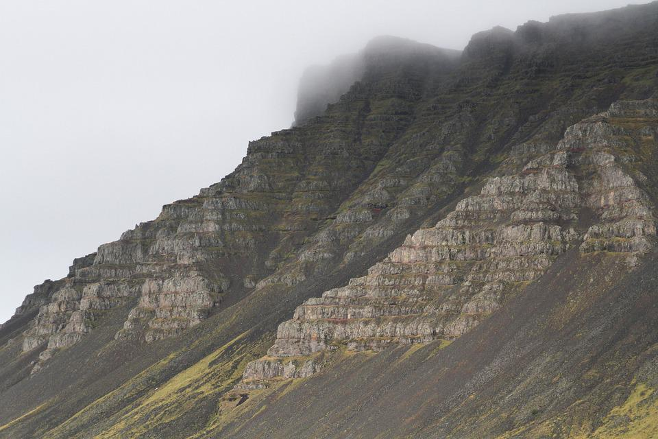 Iceland, Lava, Lavalag, Lavaformasjon, Magmatic, Stone