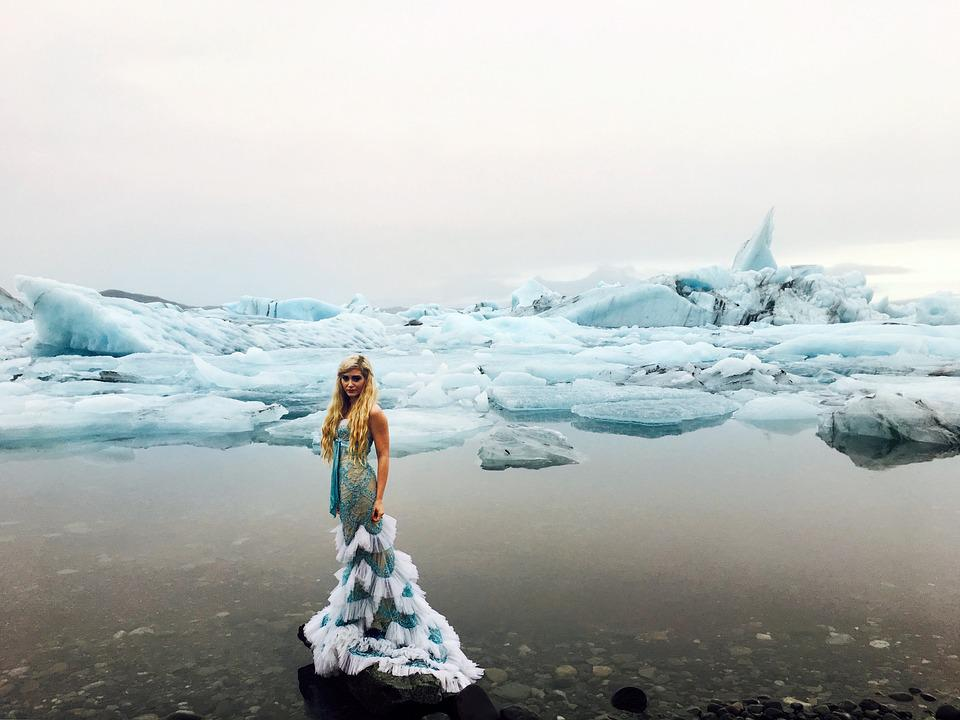 Free Photo Iceland Travel Mermaid Max Pixel