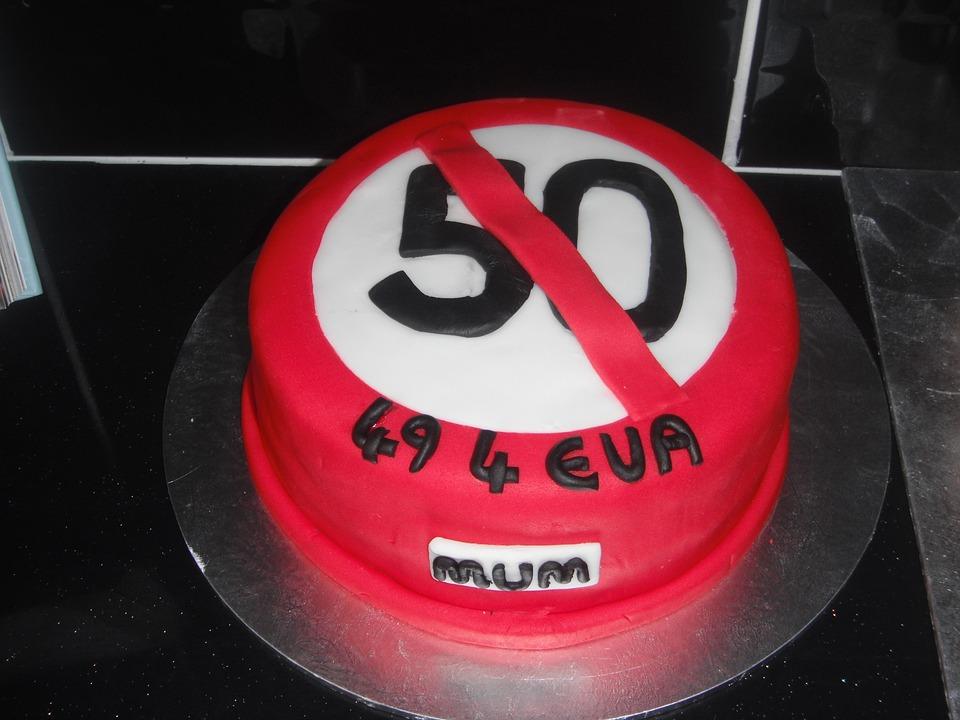 Birthday, Cake, Age, Icing