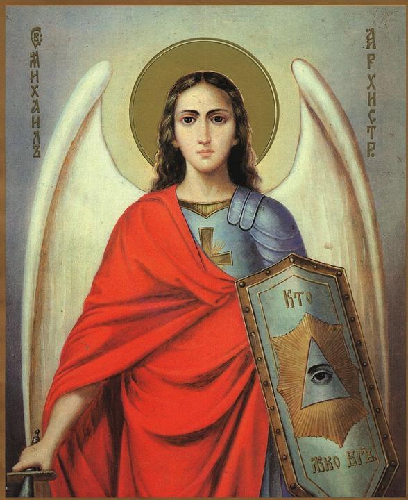 Archangel Michael, Religion, Icon, Orthodoxy