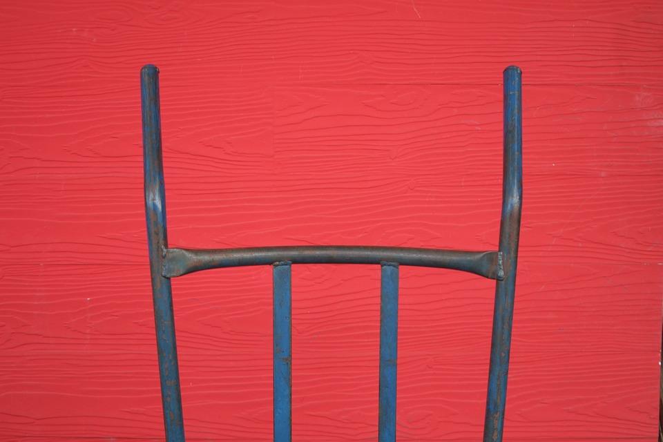Cart, Red, Blue, Shop, Icon, Colour