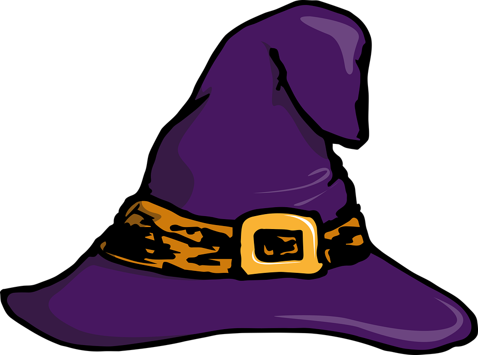 Halloween, Witch, Hat, Witch Hat, Icon, Halloween Icon