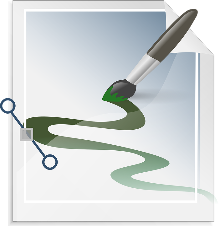 Paint, Drawing, Paintbrush, Mime Type, Icon, File