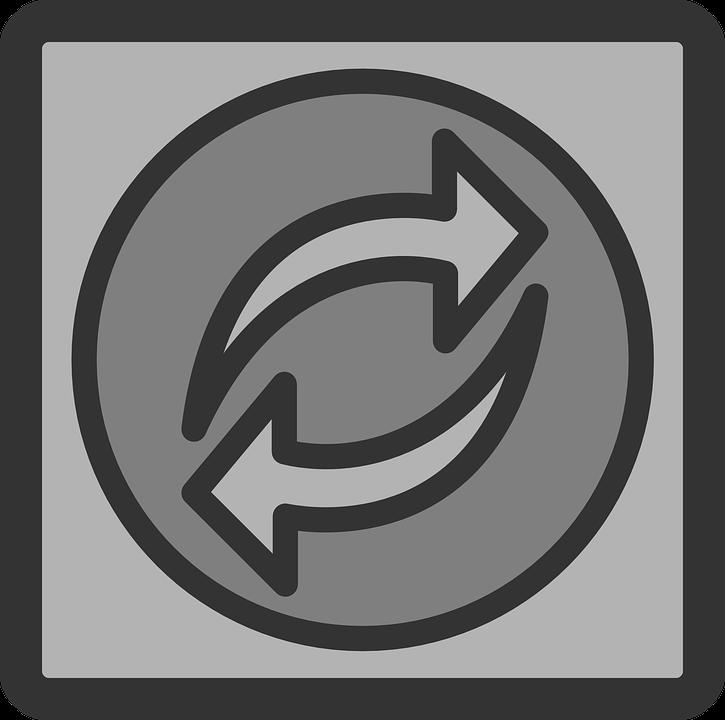 Button, Refresh, Icon, Symbol