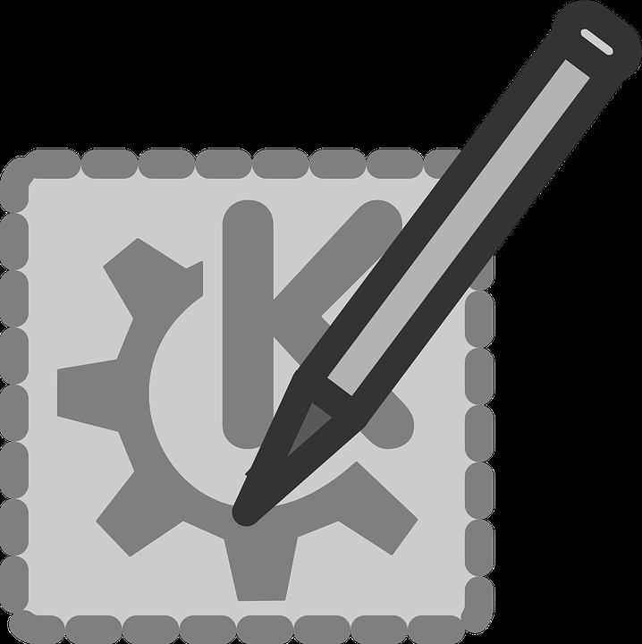 Edit, Picture, Icon, Sign, Symbol