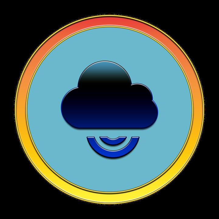 Cloud, Icon, Button, Media, Symbol, Internet, Website