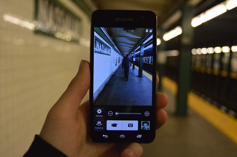 Phone, Iconic, Subway