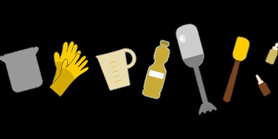 Kitchen, Icons, Tools, Measuring Jug, Blender