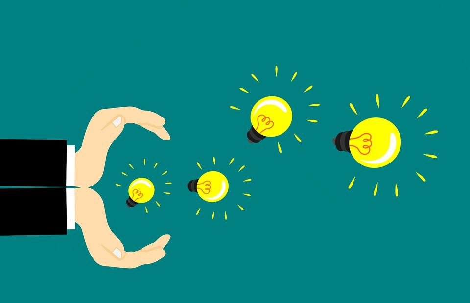 Idea, Creativity, Innovation, Hand, Inspiration