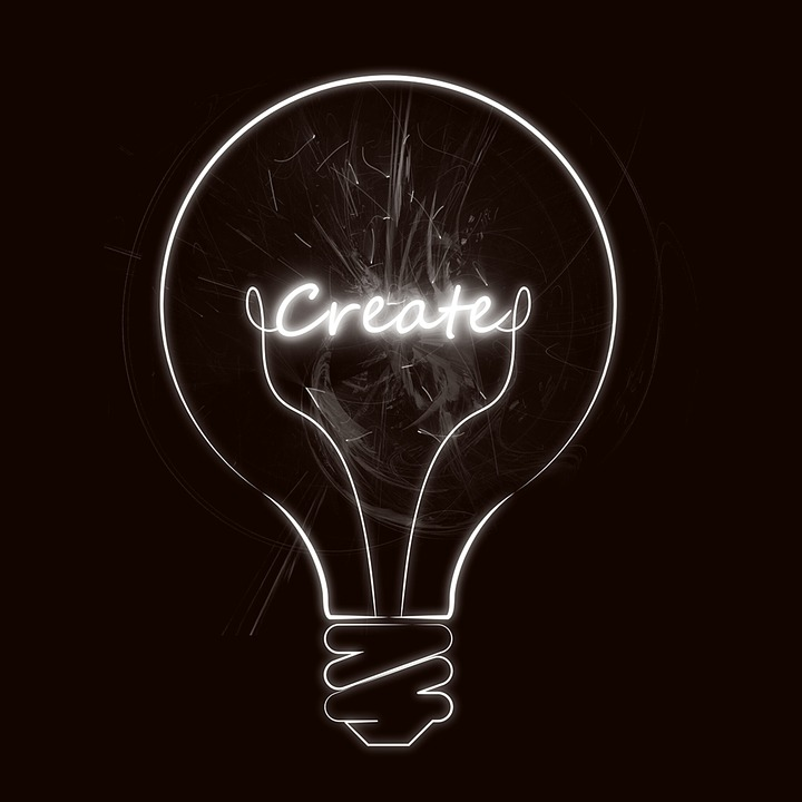 Idea, Light Bulb, Enlightenment, Incidence, Creativity