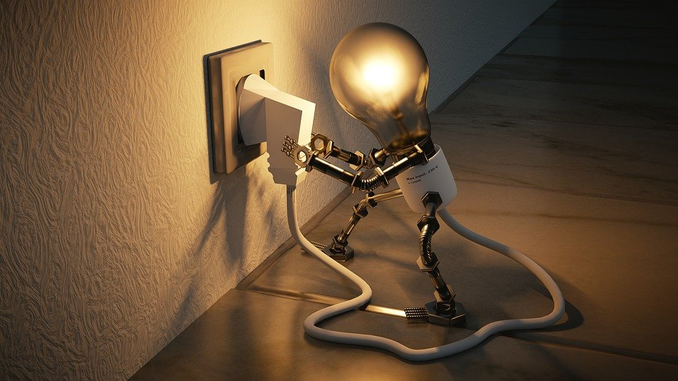 Light Bulb, Idea, Self Employed, Incidence