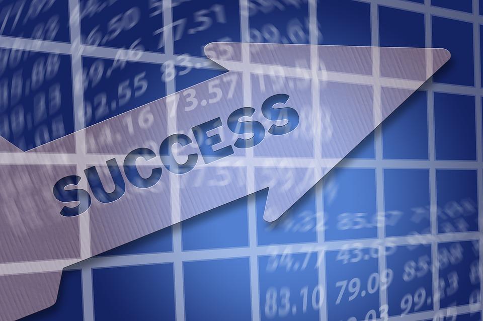 Success, Arrow, Idea, Competence, Vision, Target