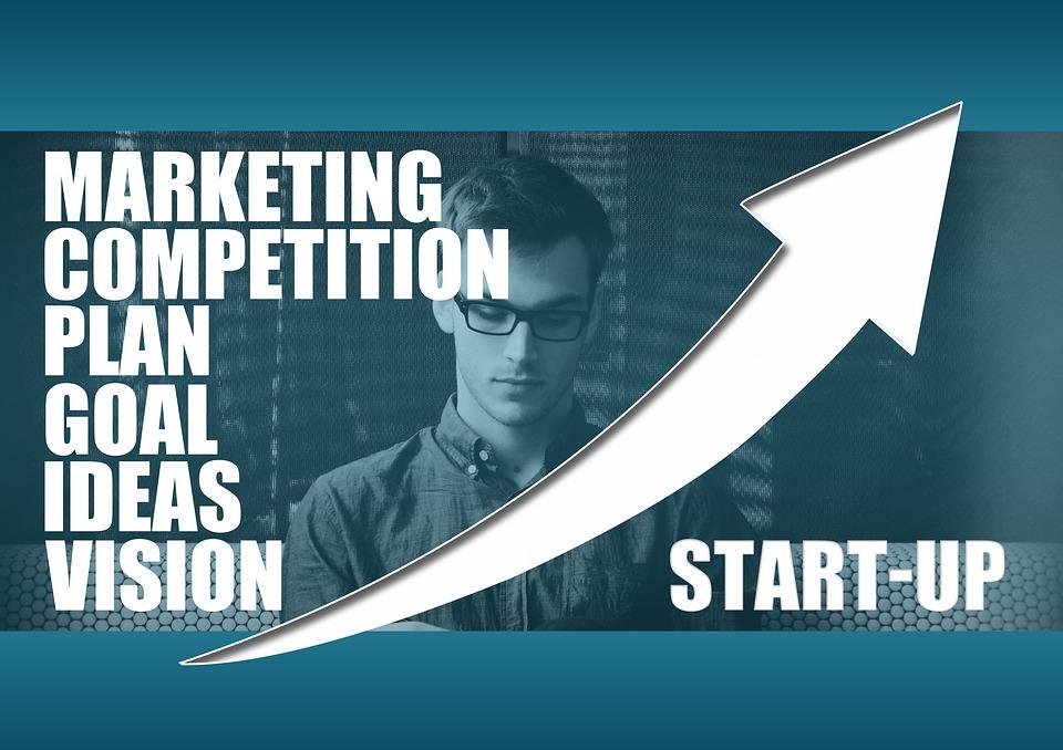 Entrepreneur, Idea, Competence, Vision, Target