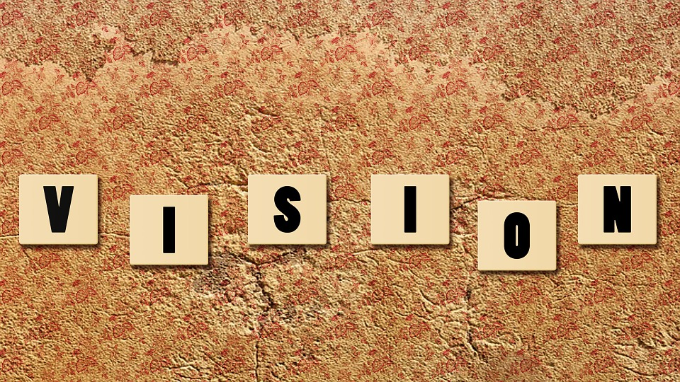 Vision, Idea, Business Idea, Plan, Thoughts