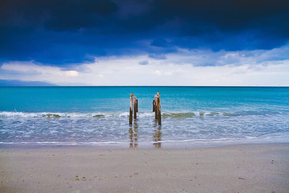 Beach, Hd Wallpaper, Idyllic, Ocean, Sand, Sea