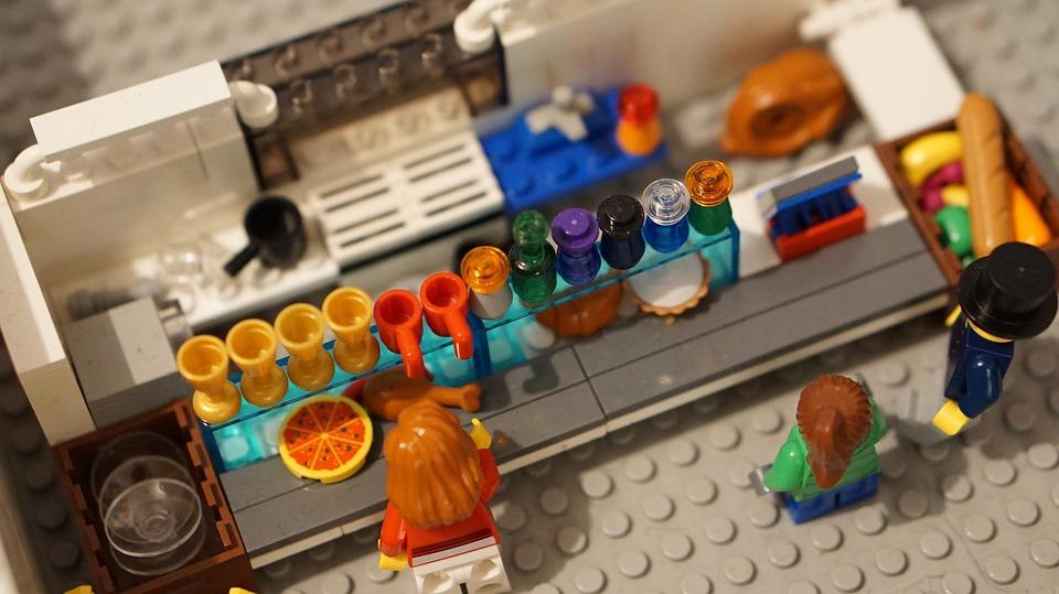 Lego, Got, Café, Ikea