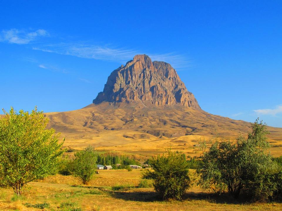 Azerbaijan, The Naxciva, Ilandag, Landscape, Travel