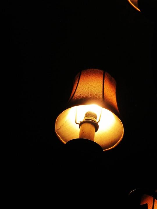 Lamp, Light, Lighting, Bulb, Illumination, Illuminated